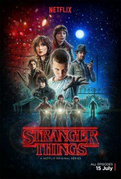 Очень странные дела (Загадочные события) / Stranger Things