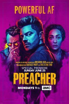 Проповедник (Пастырь) / Preacher