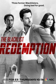 Черный список: Искупление / The Blacklist: Redemption