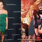 DC Universe определился с исполнительницей роли Старгёрл