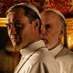«Новый Папа» — промо-арт сериала с Джудом Лоу и Джоном Малковичем