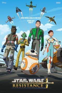 Звездные войны: Сопротивление / Star Wars: Resistance