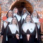 «Благие знамения» — сёстры Неумолчного ордена святой Бериллы приветствуют Антихриста