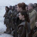 Видеоматериалы к четвёртой серии восьмого сезона «Игры престолов»