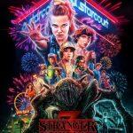 «Очень странные дела» — официальный постер третьего сезона