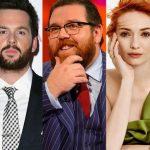 Оливия Уильямс, Ник Фрост и Бен Чаплин снимутся в викторианской фантастике Джосса Уидона