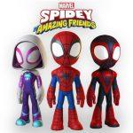 Человек-паук с друзьями отправляется на Disney Channel