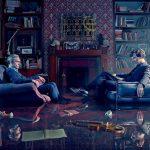 Мартин Фриман не прочь вернуться к «Шерлоку»