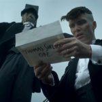 «Острые козырьки» — отрывок из пятого сезона культовой криминальной драмы