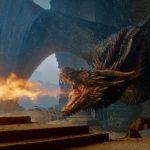 По сценарию «Игры престолов» Дрогон случайно расплавил Железный трон