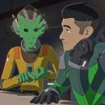 «Звёздные войны: Сопротивление» — трейлер второго сезона анимационной фантастики