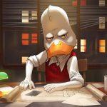 Hulu покончил с анимационным комиксом Кевина Смита «Говард Утка»