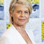 Линда Хэмилтон составит компанию Алану Тьюдику в сериале «Пришелец-постоялец»