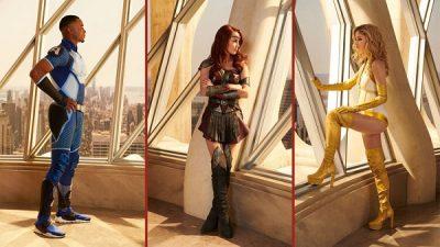 Супергерои на самоизоляции ждут второй сезон «Пацанов» на задумчивых фото из сериала