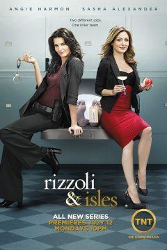 Напарницы (Риццоли и Айлс) / Rizzoli & Isles