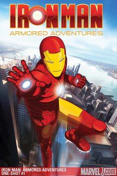 Железный человек: Приключения в броне / Iron Man: Armored Adventures