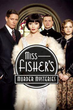Леди-детектив мисс Фрайни Фишер / Miss Fisher's Murder Mysteries