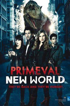Портал юрского периода: Новый мир / Primeval: New World