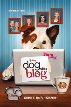 Собака точка ком / Dog with a Blog