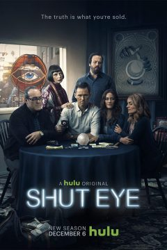 Ясновидец (Третий глаз) / Shut Eye