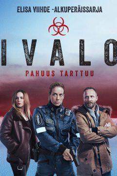 Полярный круг / Ivalo / Arctic Circle