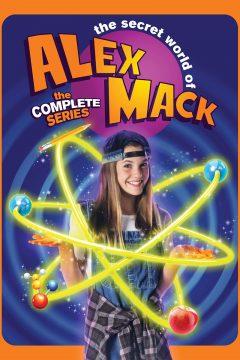 Тайный мир Алекс Мак / The Secret World of Alex Mack